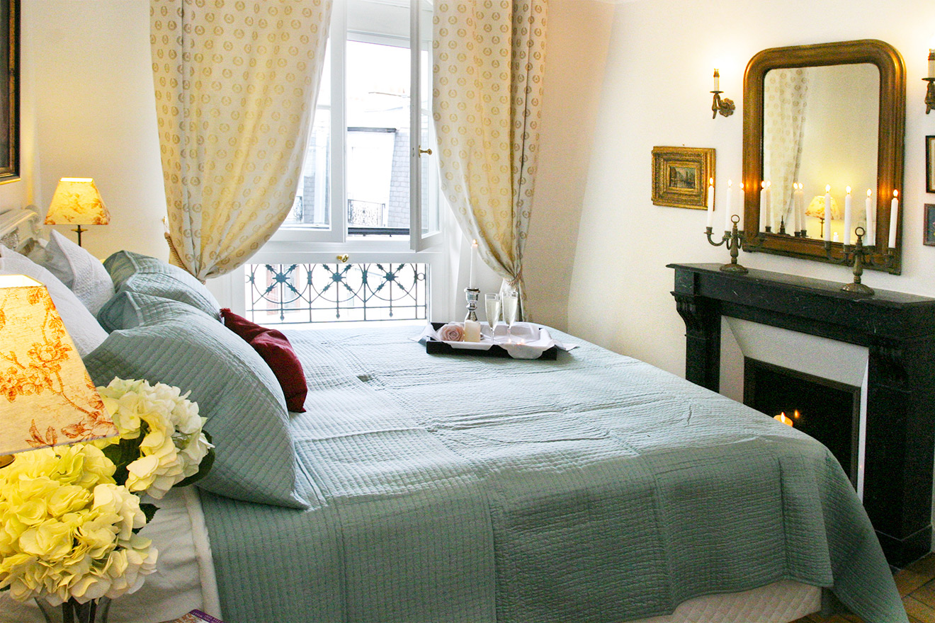One Bedroom Short Term Paris Rental