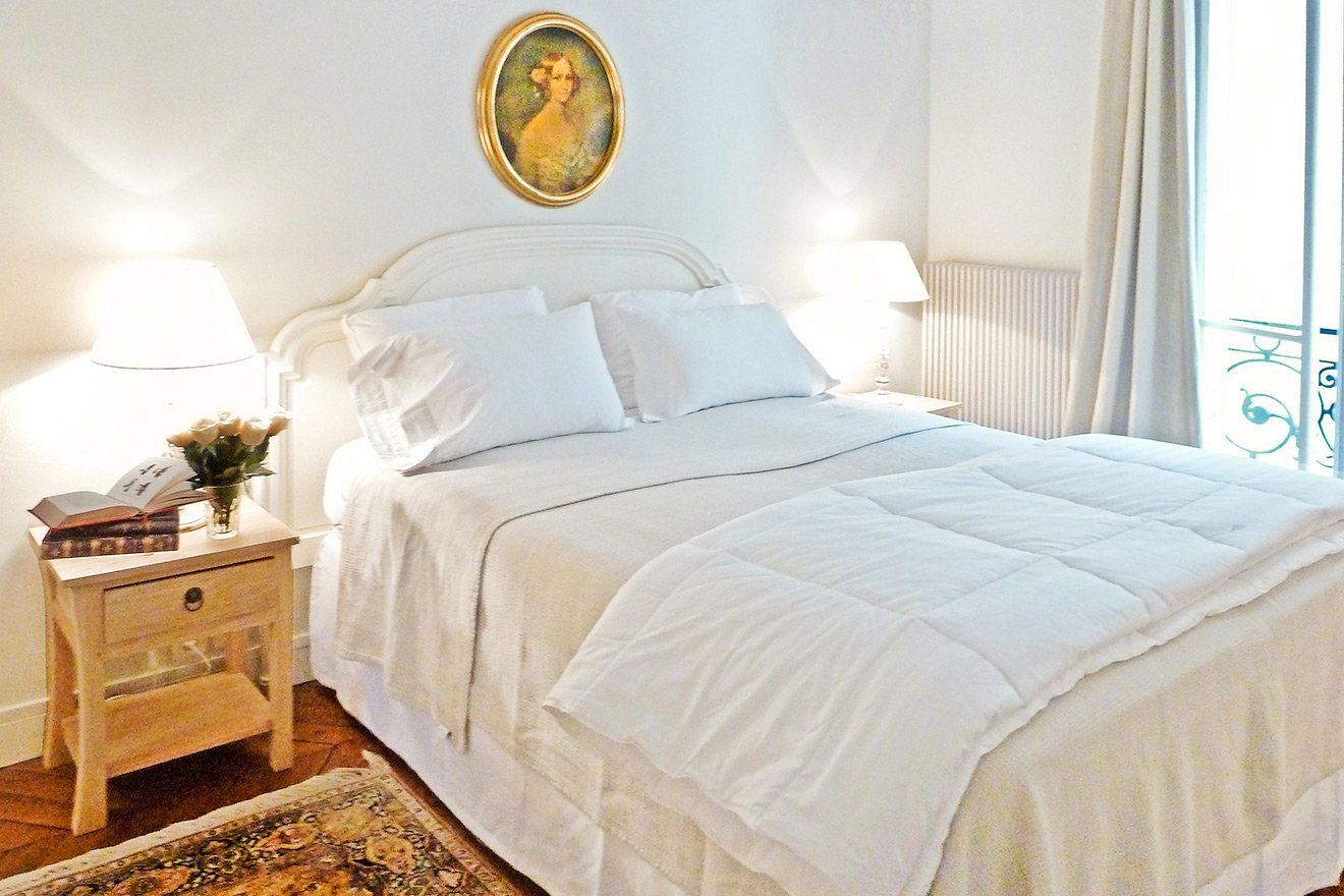 Master Bedroom Paris Perfect Apartment