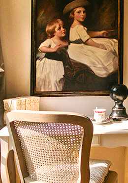 Antique Picture in Paris Perfect Vacation Rental