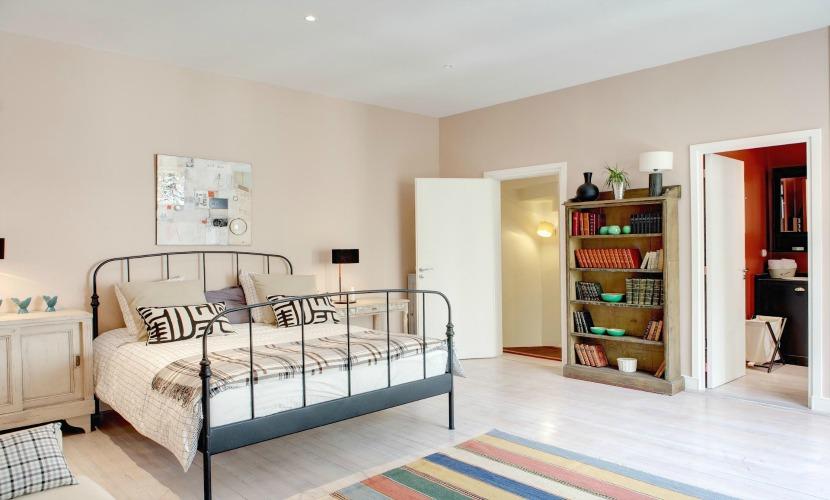 Bedroom Paris Apartment Rental