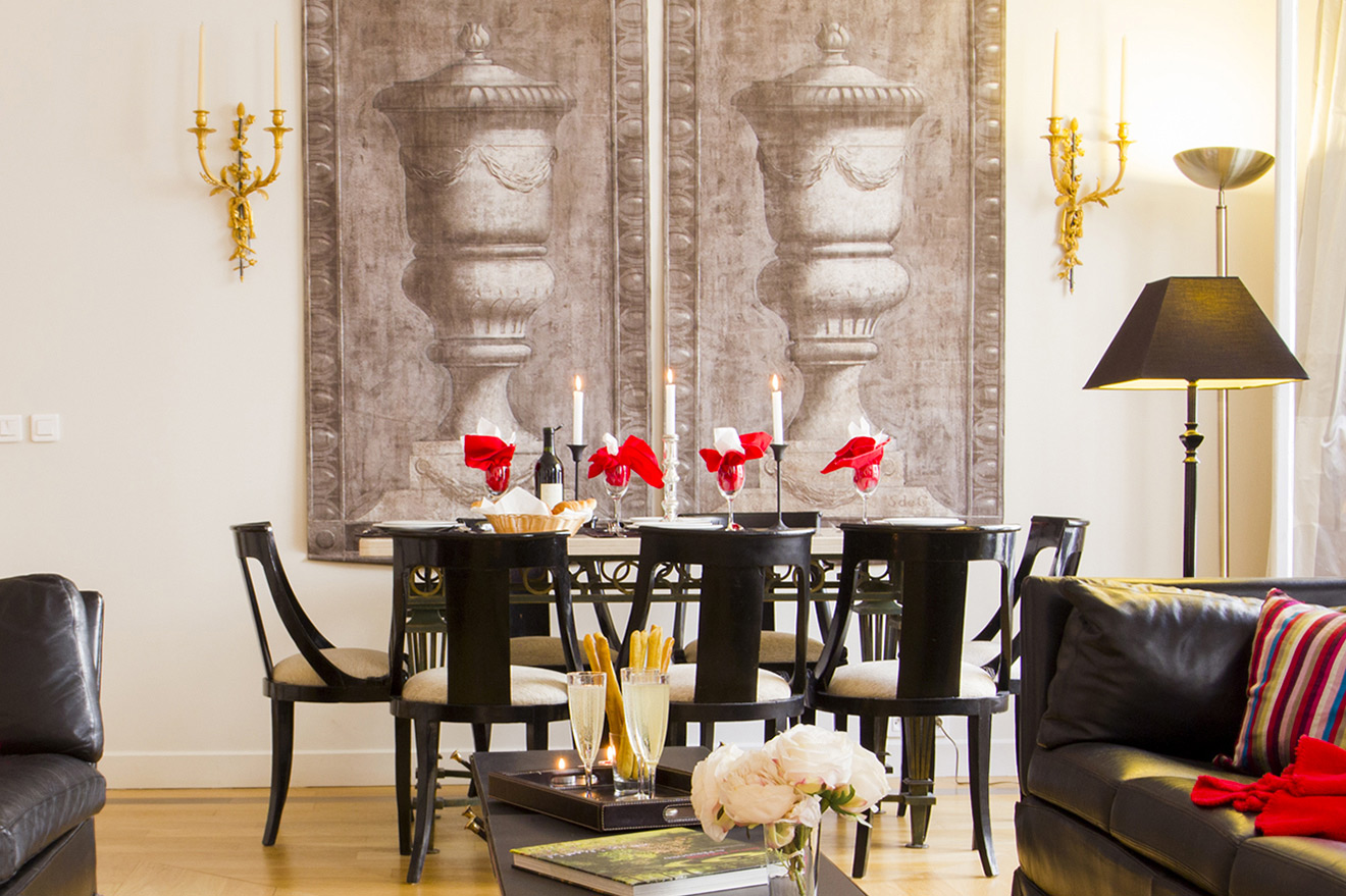 Dine at Home in Paris