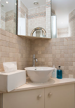Bathroom 2 - Paris Apartment Rental