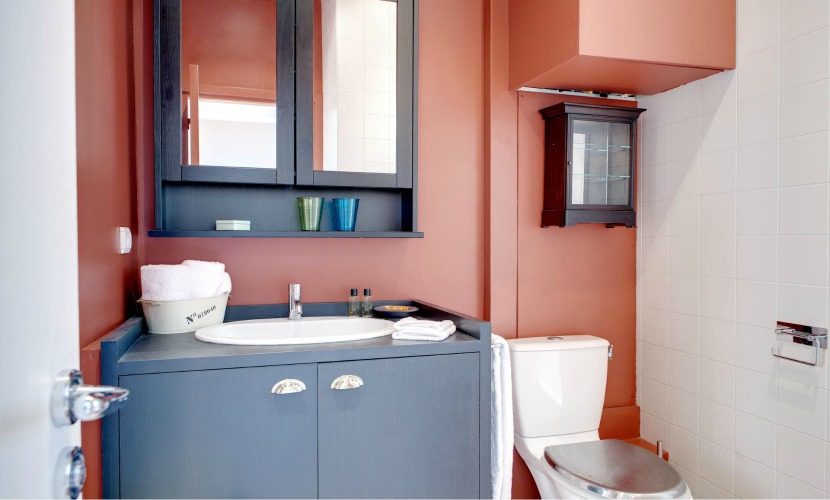 Bathroom Vacation Rental Paris