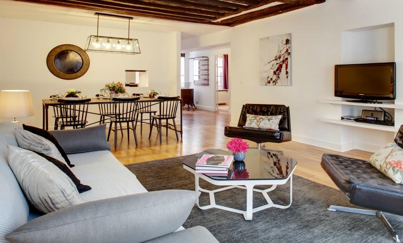 Marsanne Paris apartment