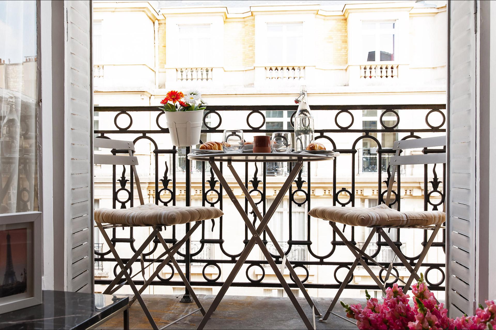 Aloxe balcony