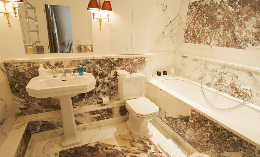 En Suite Bathrooms In Apartments: Vacation Rental In Paris Near Les Invalides With 1.5 Bedrooms