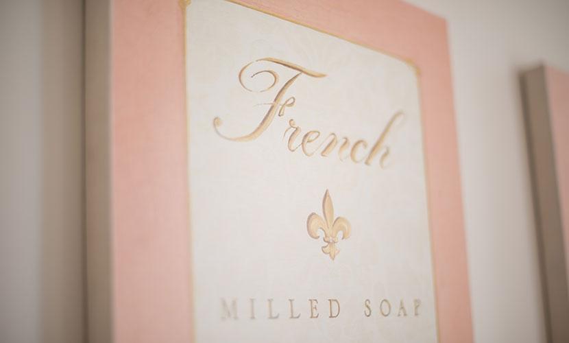 Canvas Soap Prints
