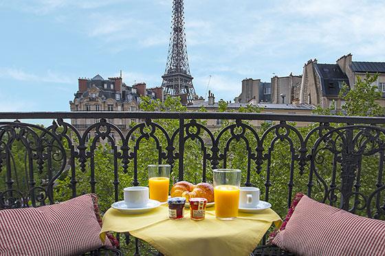 Balcony Sancerre Apartment Paris