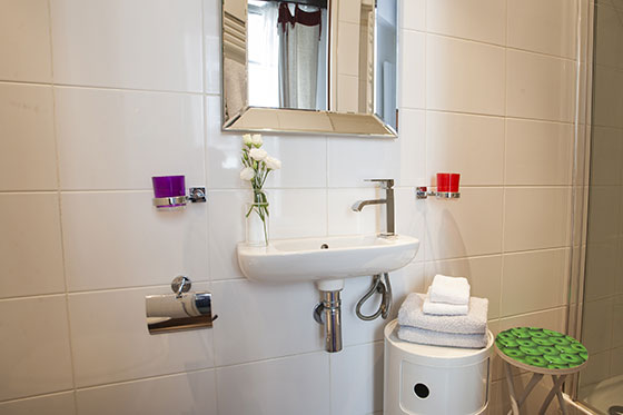 En Suite Bathroom Paris Vacation Rental