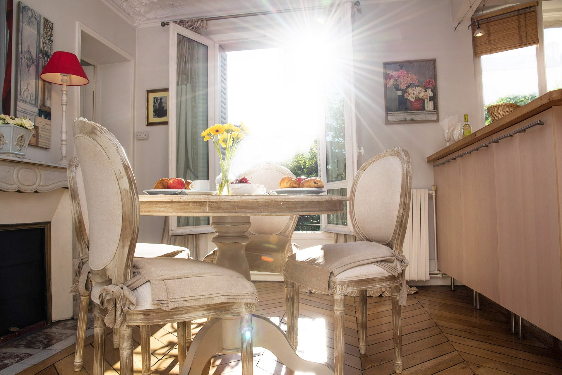 Jasnieres Paris Apartment