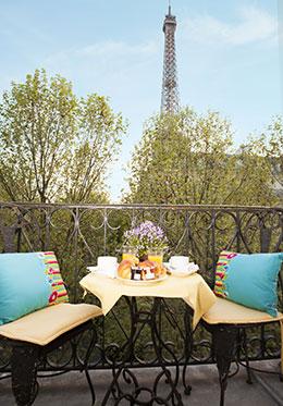 Eiffel Tower Apartment Rental Paris