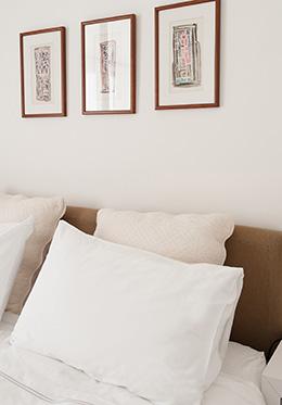 Bedroom Paris Rental