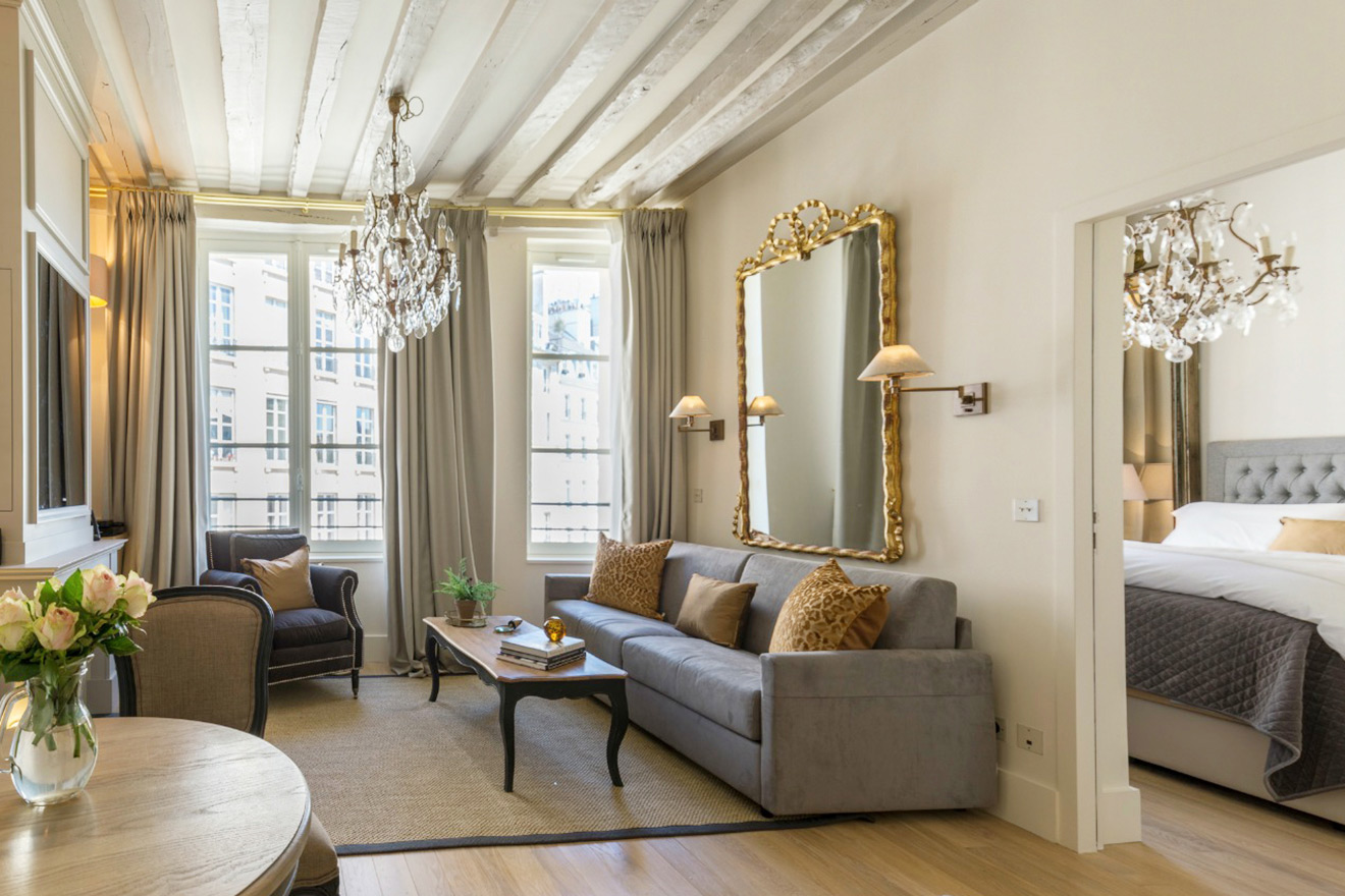 One Bedroom Place Dauphine Apartment Rental