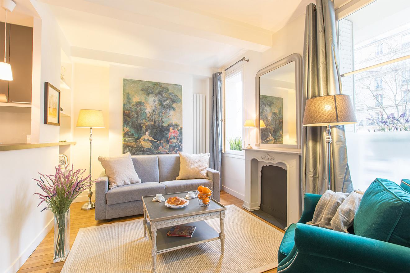 Blaye apartment rental