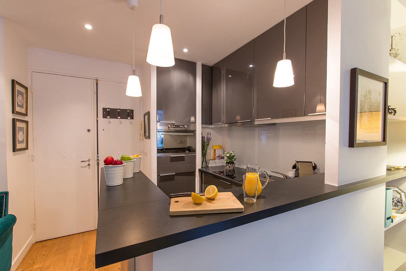 Bandol kitchen