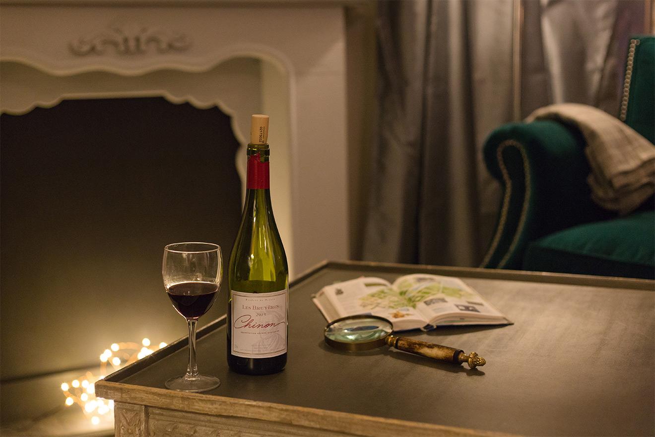 Blaye romantic apartment