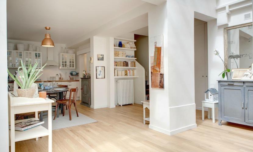 Staircase - Paris Vacation Rental