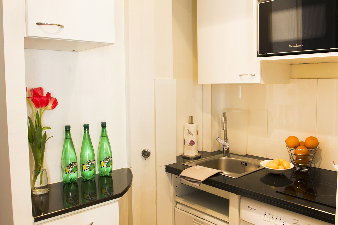 Kitchen Studio Rental Paris