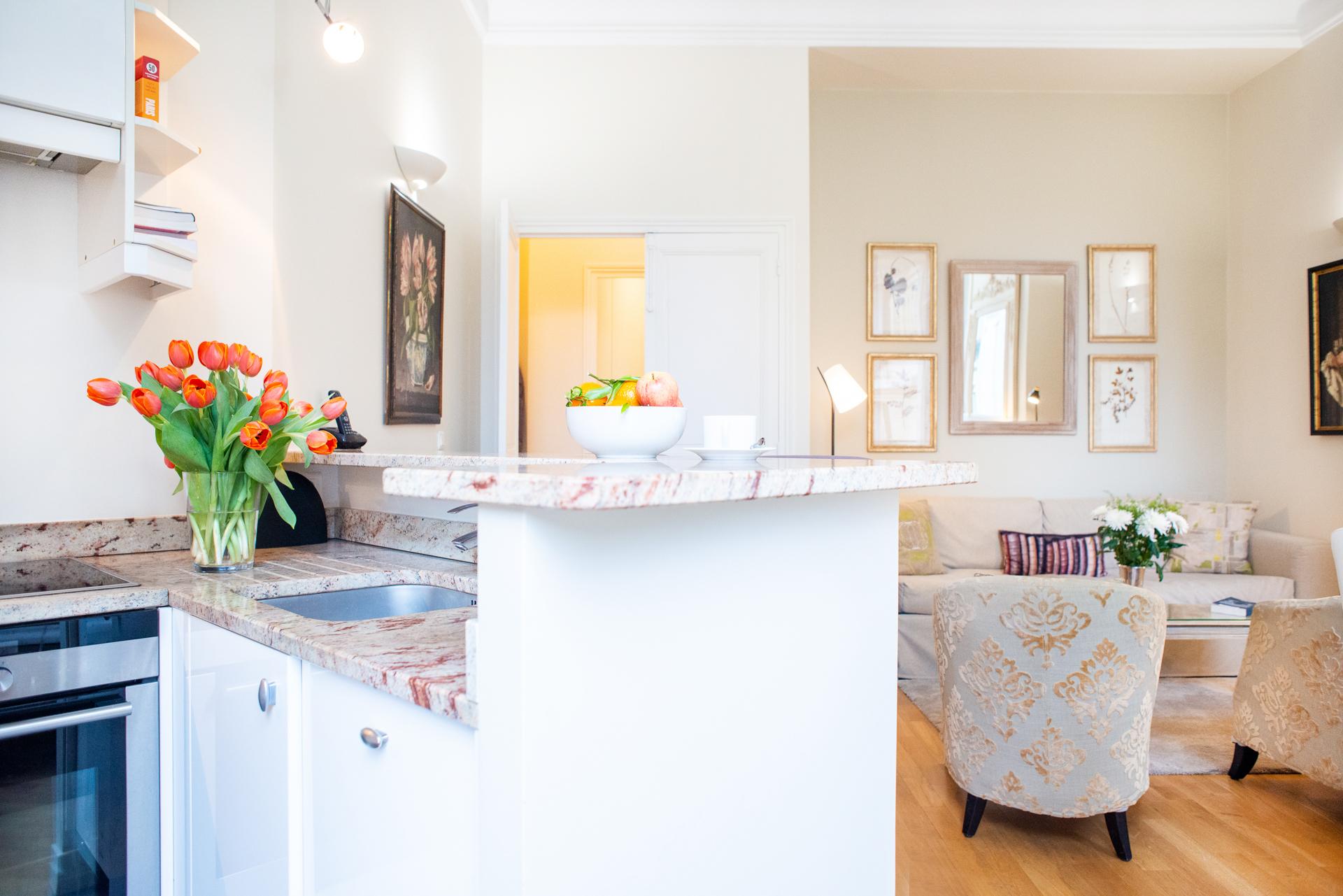 Charming Corent apartment by Paris Perfect rentals