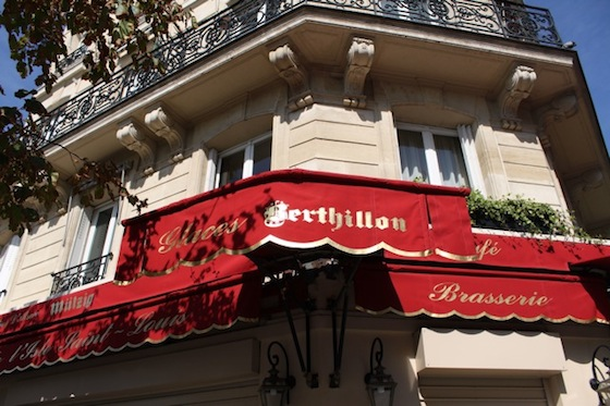 Berthillon ice-cream store