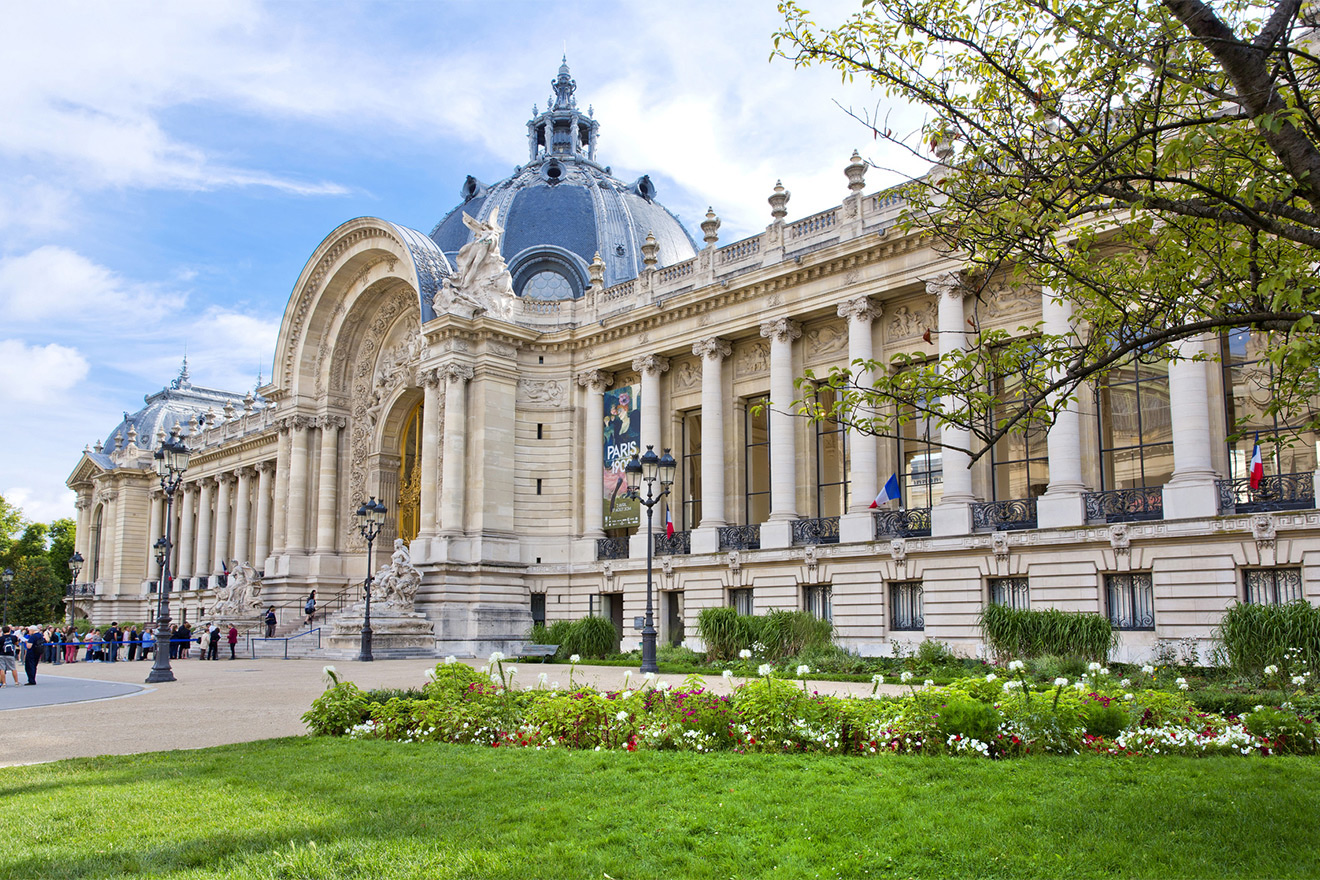 The Petit Palais hosts amazing exhibitions