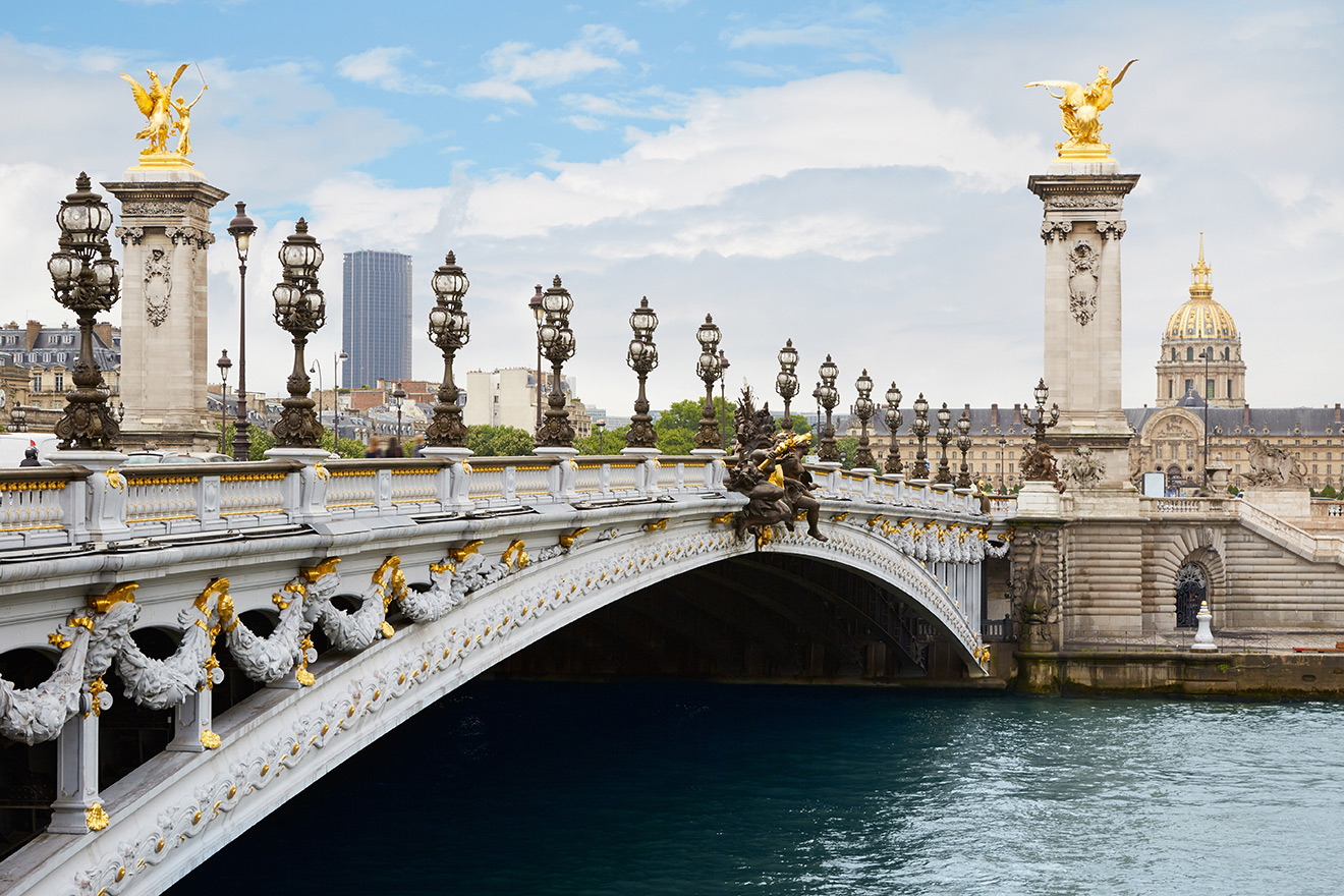 Seine River - Left Bank, Paris