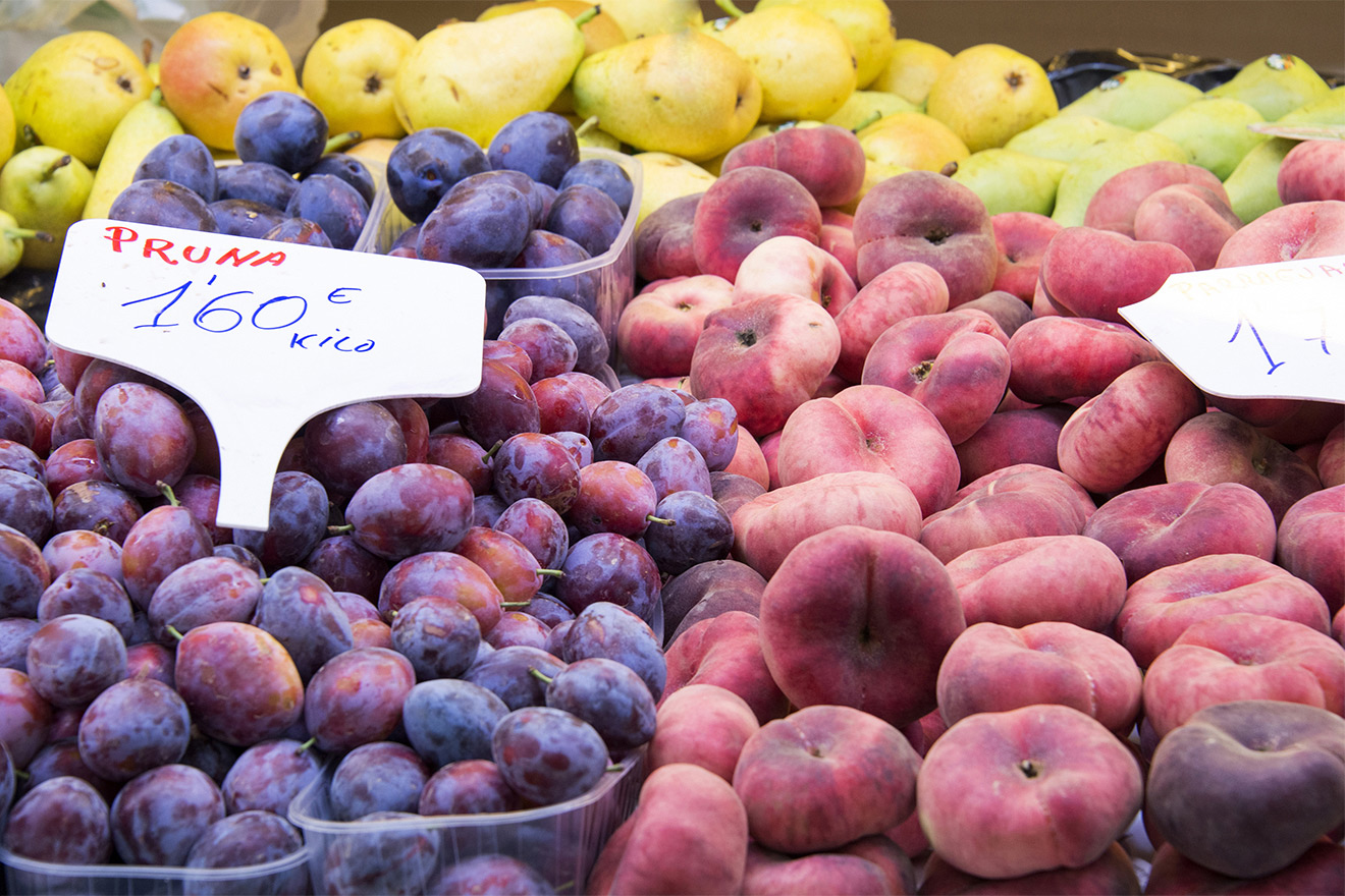 Sample the best French produce at your local market