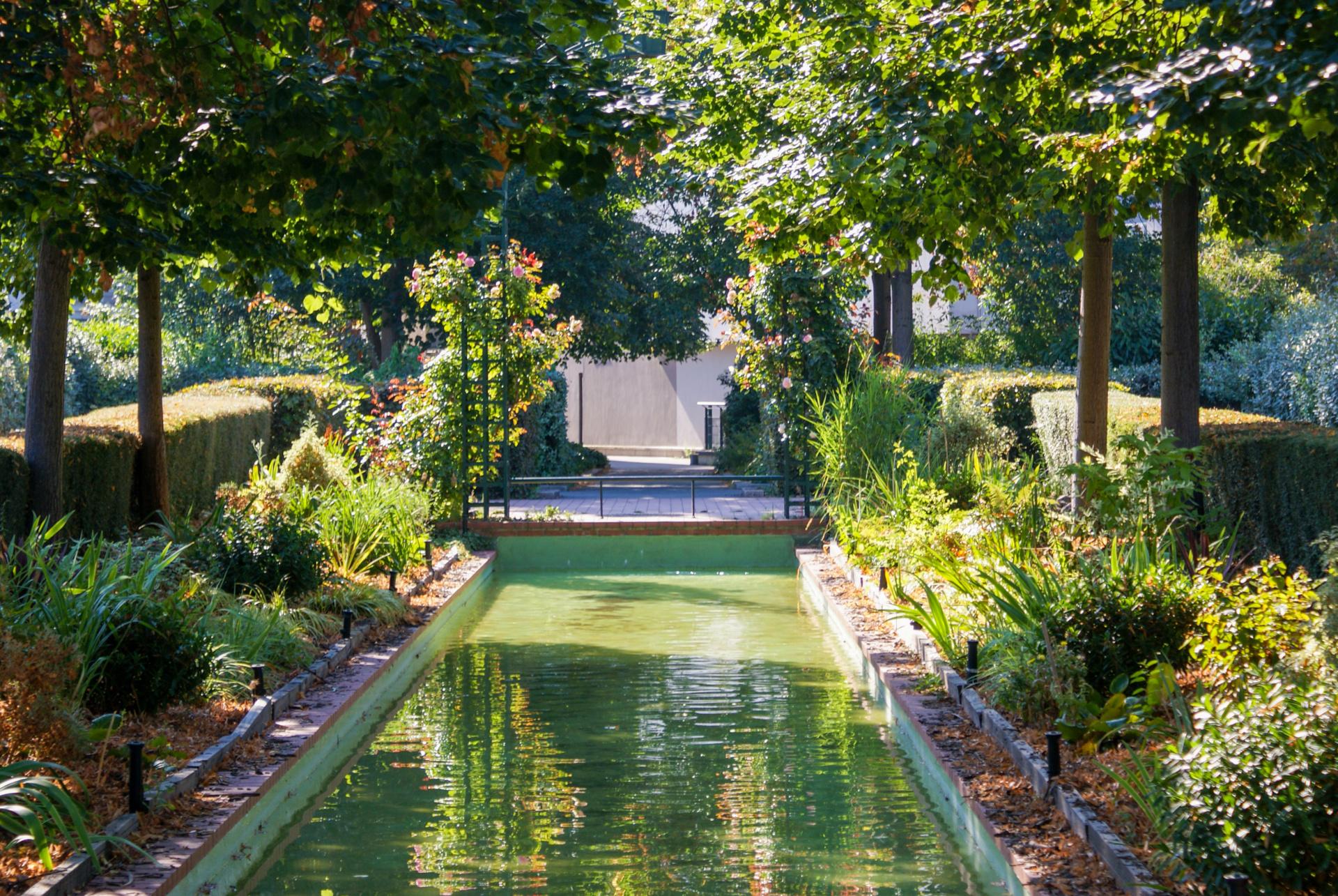 Enjoy Paris's Promenade Plantée nearby in the Vivarais vacation rental by Paris Perfect