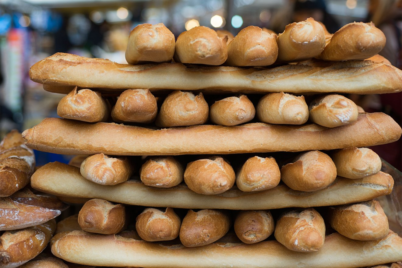 Baguettes - Paris, France