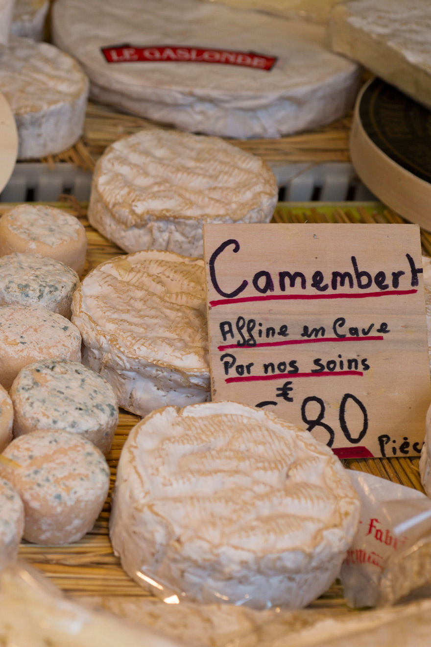 Cheese in Paris