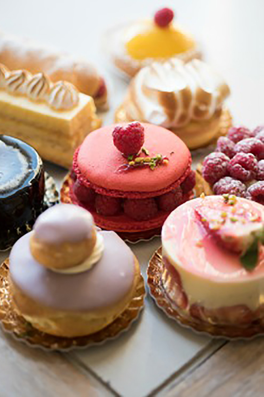 So many sweet treats to try in Paris