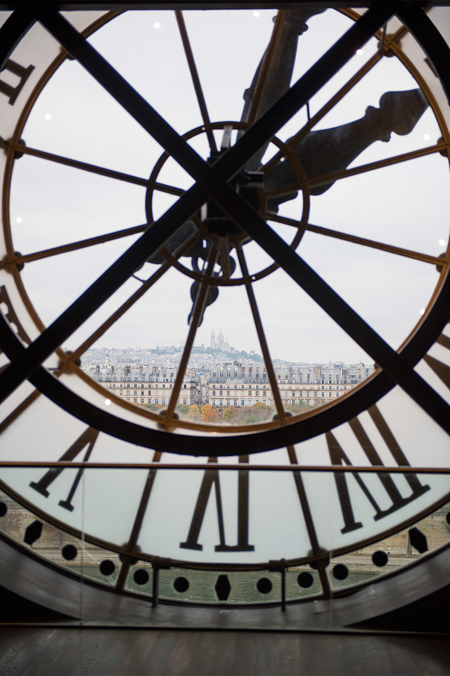 Walk to the fabulous Musée d'Orsay nearby!