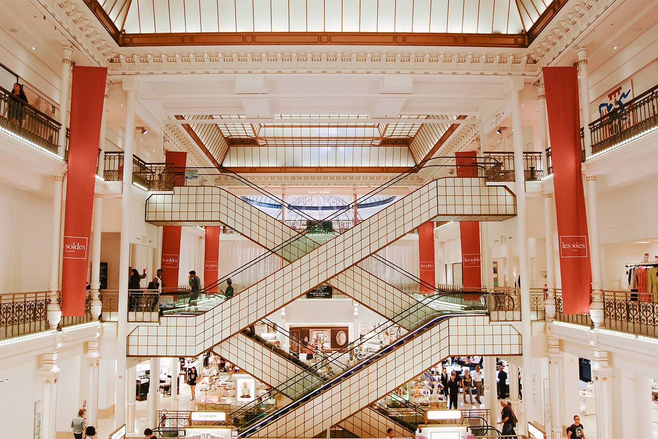 Hermes Store Paris