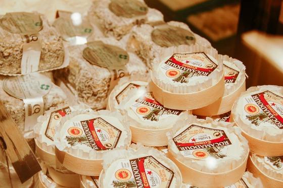Cheese shop - St Germain des Pres, Paris