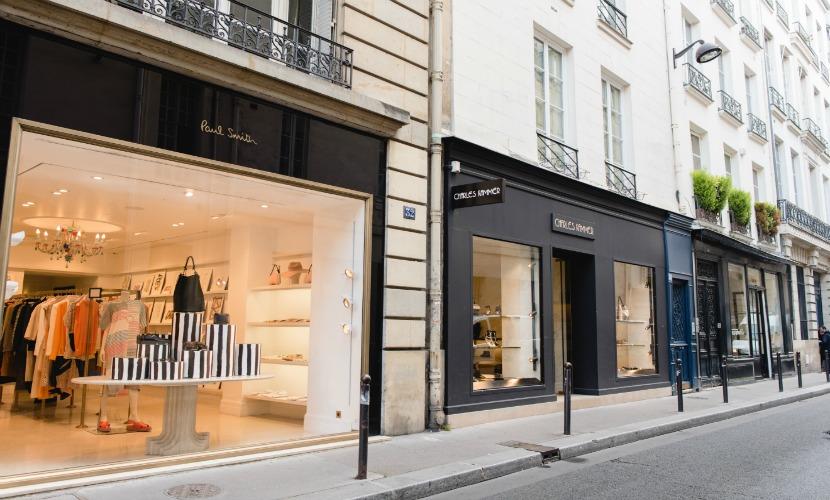 Givenchy Store Paris