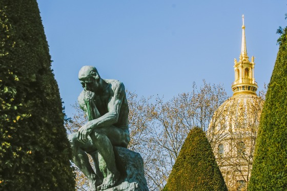 Rodin Museum - Paris, 7th Arrondissement