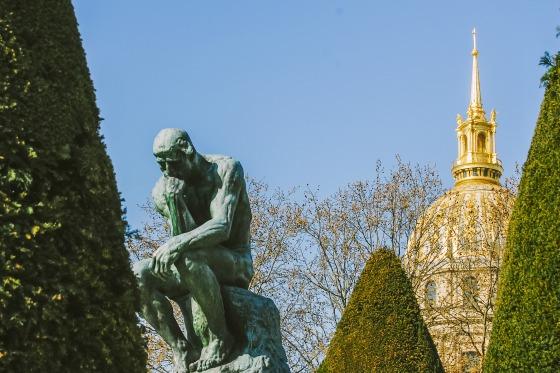 Rodin Museum - Paris, 7th Arrondissement