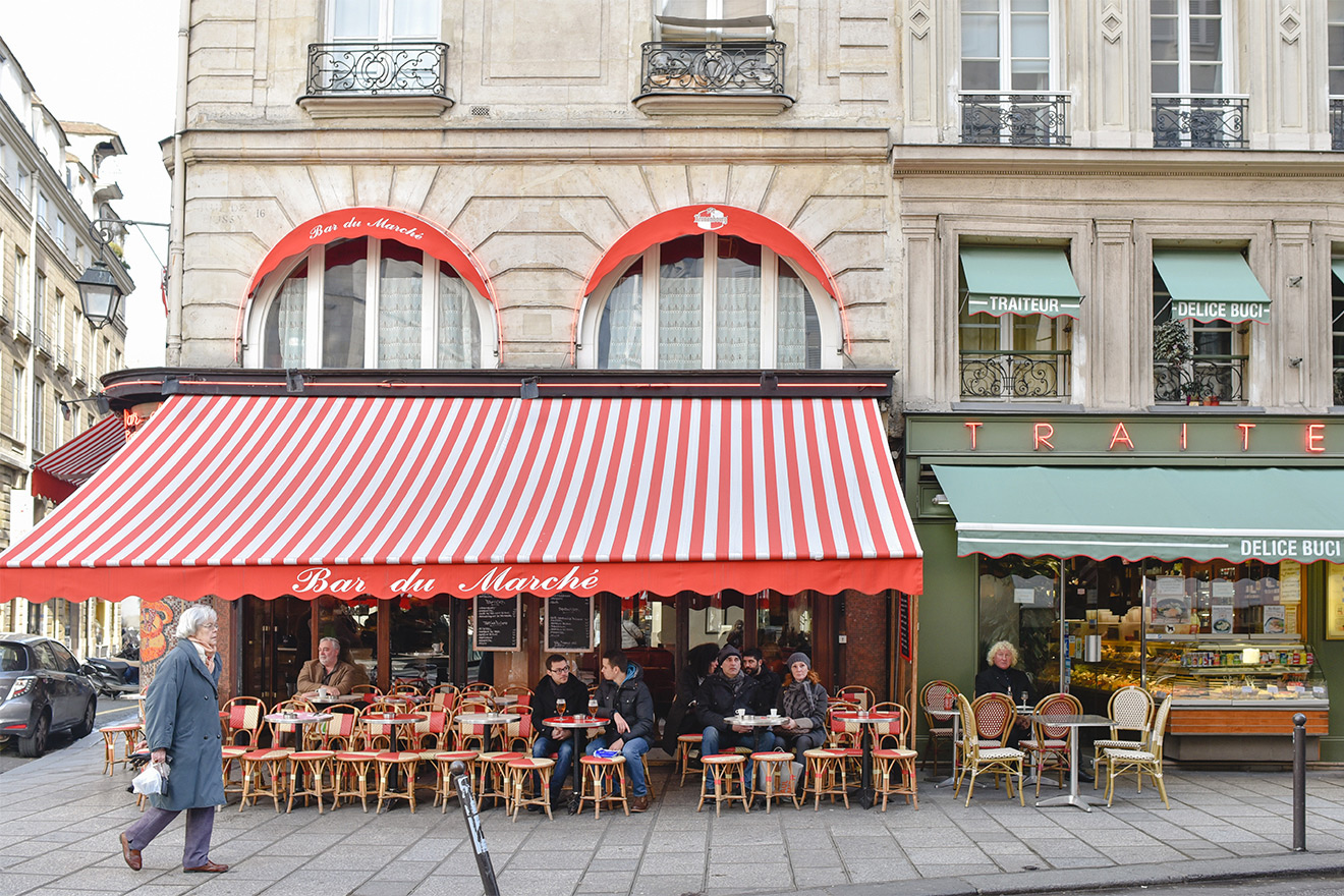 Cafes in Saint Germain