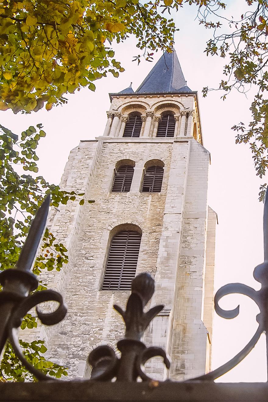 Saint Germain area