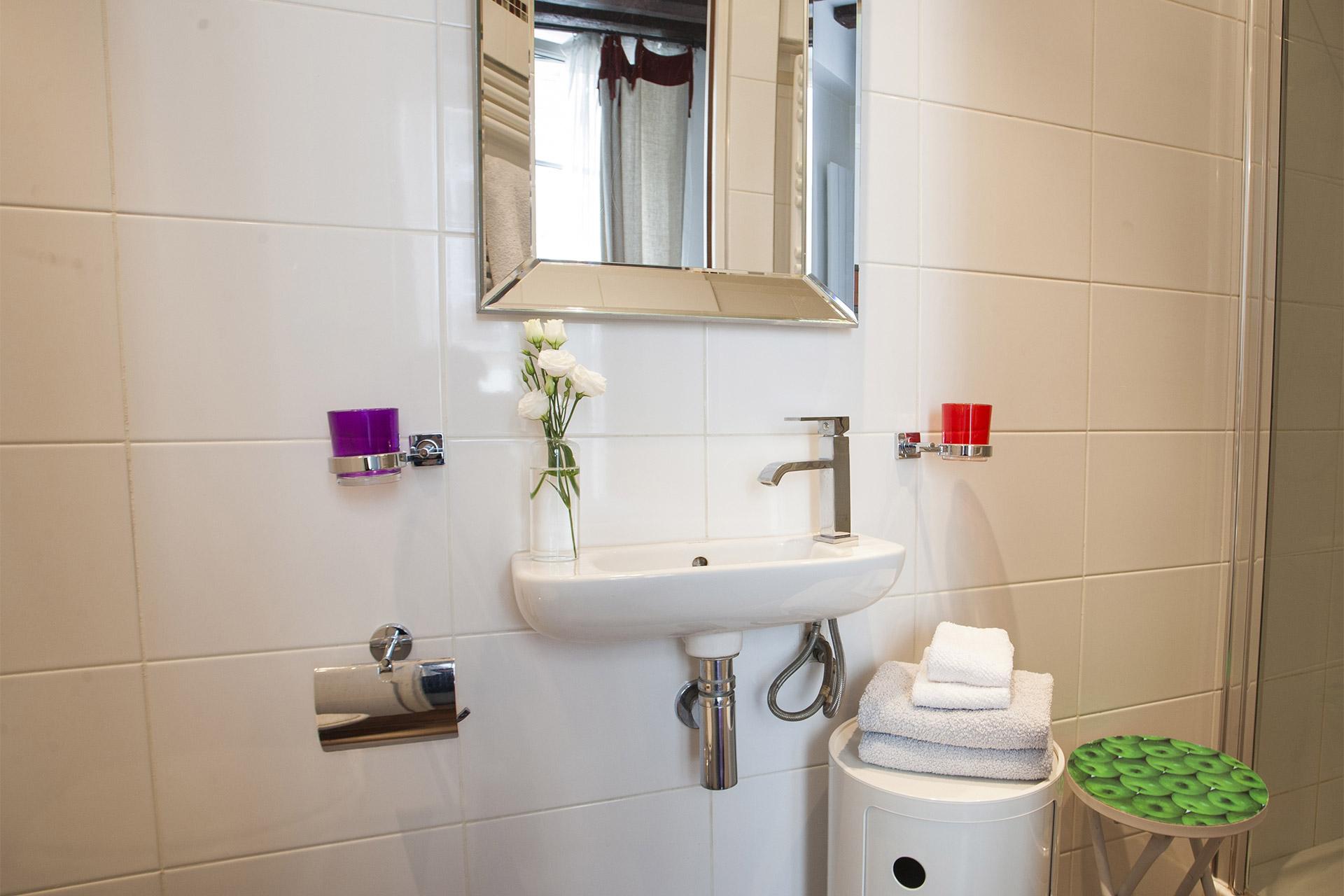 En Suite Bathroom Paris Vacation Rental
