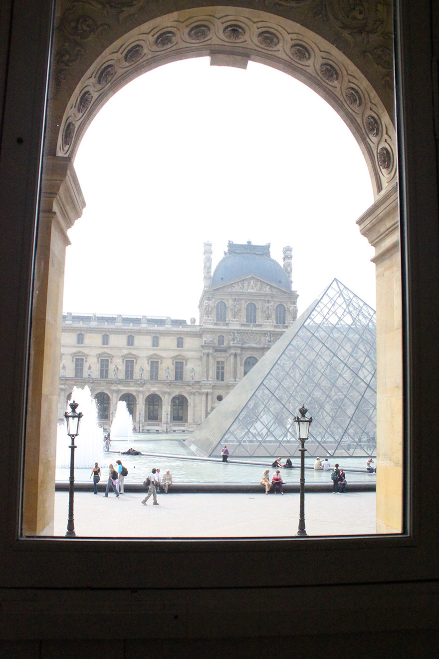 Explore the beautiful Louvre Museum