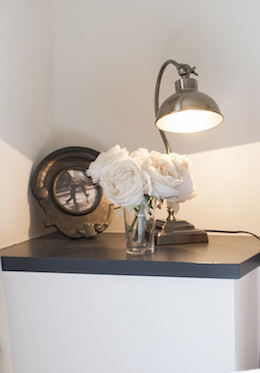 Reading Lamps in Bedroom