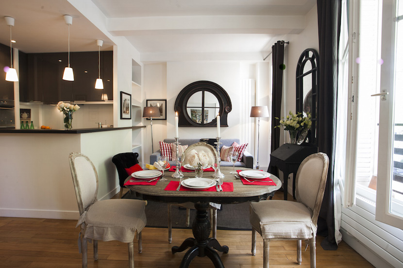 Dine at home in the comfort of your own vacation rental