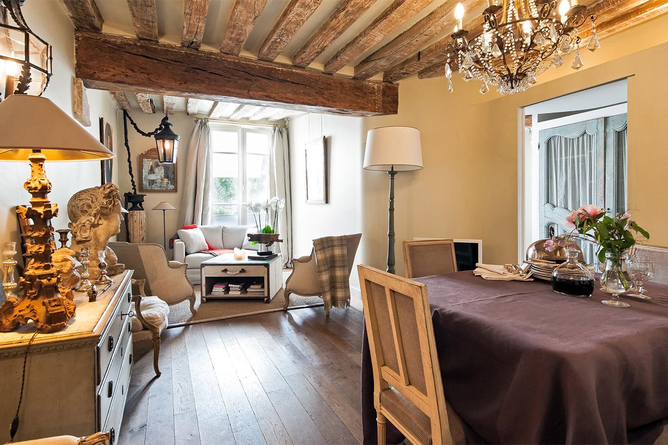 Luberon Paris Apartment