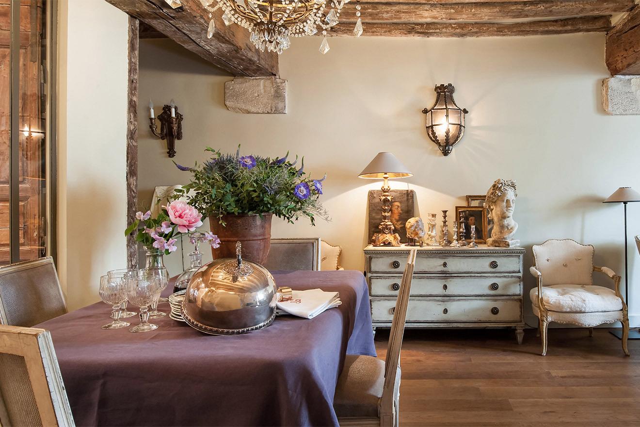 Luberon dining table