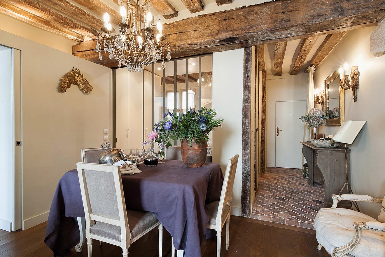 Luberon dining room