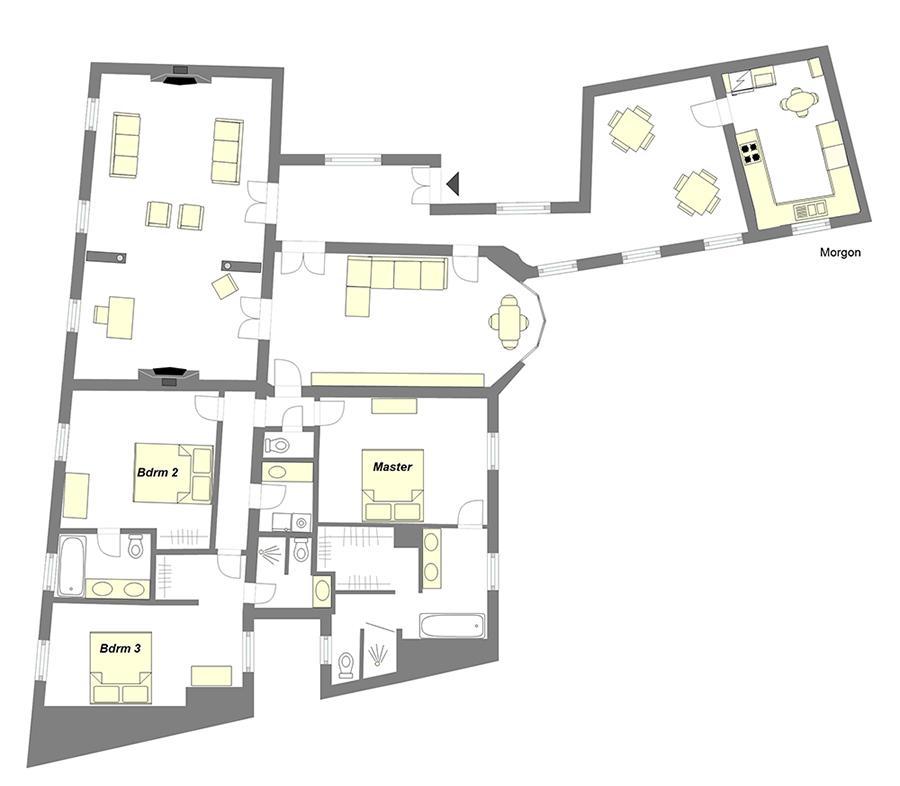 Morgon Floorplan