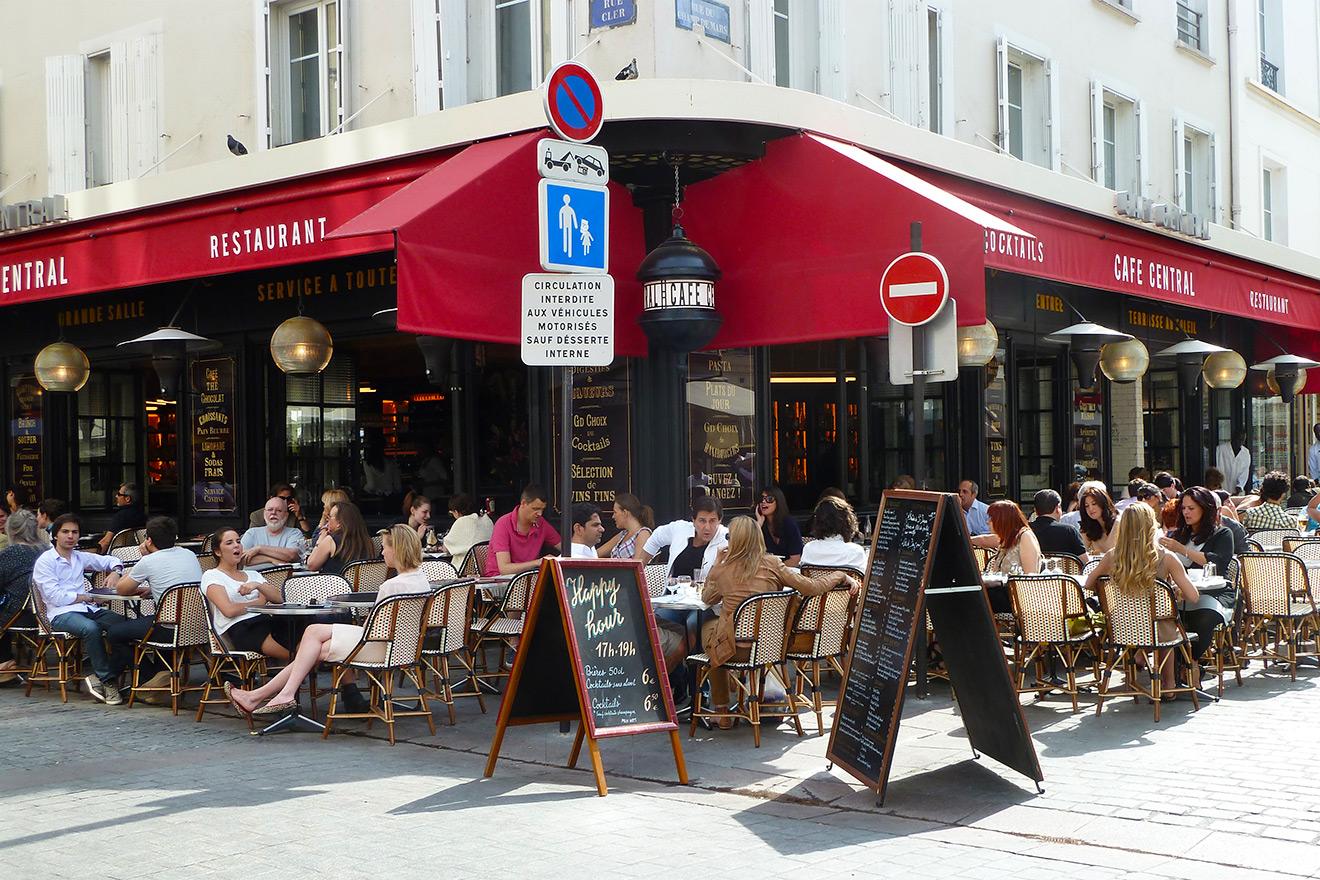 Cafes Vergnano Paris - Grenache Studio Apartment