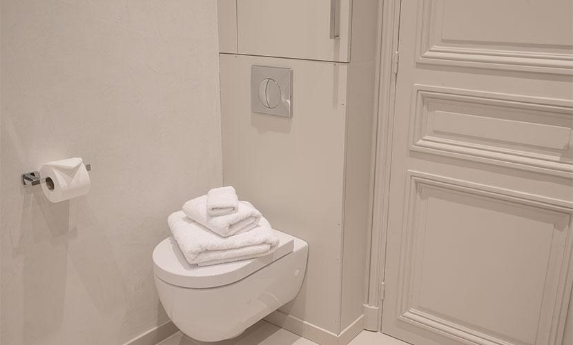 En Suite Bathroom Toilet
