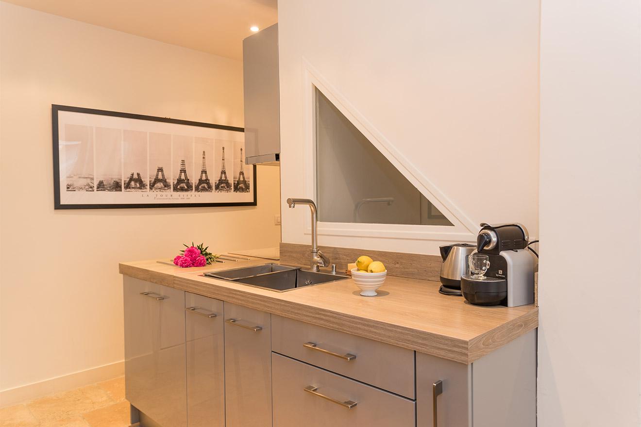 Barsac kitchen